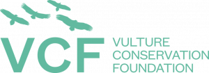 VULTURE CONSERVATION FOUNDATION VCF LOGO
