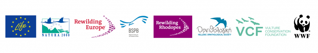 LIFE RE-Vultures funder partner logo