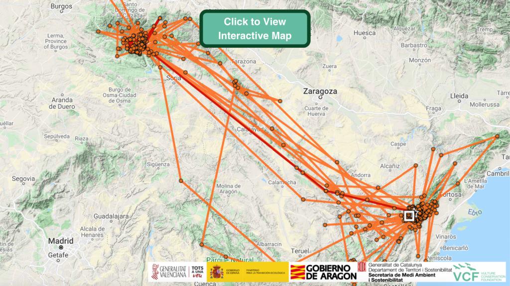 Boira Bearded Vulture GPS Maps