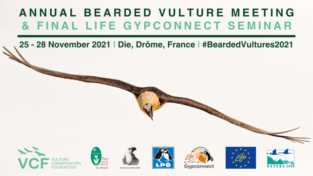 Annual Bearded Vulture Meeting and Final LIFE GypConnect Seminar