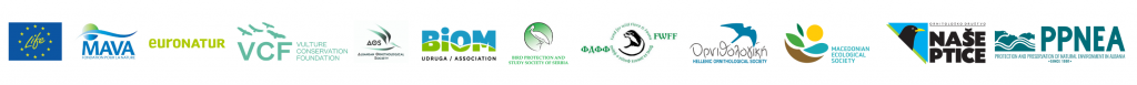 BalkanDetox LIFE funder and partner logos