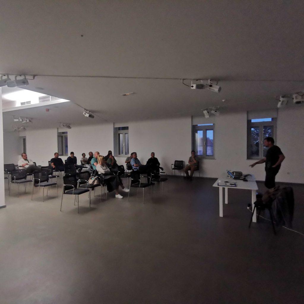 Stakeholder Meeting in Croatia BalkanDetox LIFE_BIOM